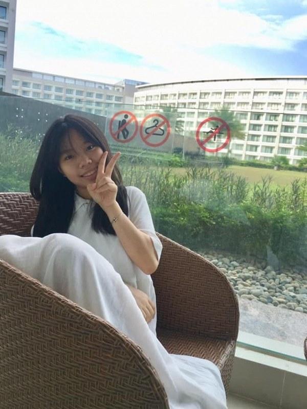 Sau 4 năm bố qua đời, con gái cố nghệ sĩ Trần Lập nay đã là nàng thiếu nữ phổng phao, xinh đẹp dịu dàng-6
