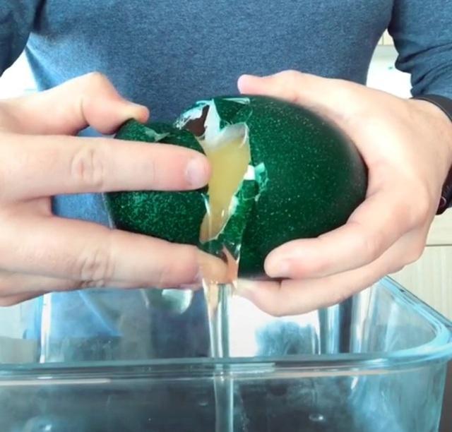 Trứng đà điểu xanh giá tiền triệu, nhà giàu ăn sang cũng phải nhịn miệng-4