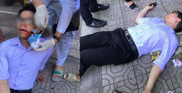 Vụ vợ chủ tịch phường ở Thái Bình đánh cán bộ tư pháp: Liên tục có người lạ gọi điện, tìm đến tận nhà trọ-2