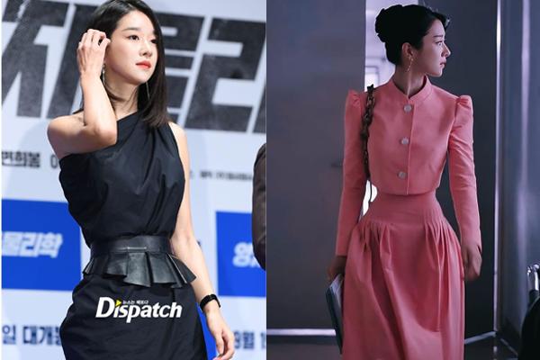 Vòng eo siêu thực của Seo Ye Ji chễm chệ đứng đầu top tìm kiếm