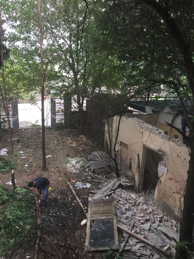 """Nhà hoang ở Hà Nội biến hình ngoạn mục, gây sốt"""" mạng xã hội-2"""