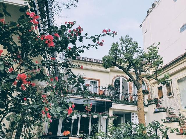 """Nhà hoang ở Hà Nội biến hình ngoạn mục, gây sốt"""" mạng xã hội-10"""