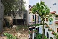 """Nhà hoang ở Hà Nội biến hình ngoạn mục, gây """"sốt"""" mạng xã hội"""
