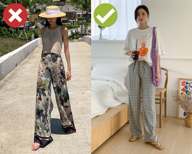 Cứ cẩn thận với 3 kiểu quần dài sau vì dù chúng không xấu nhưng lại khiến bạn dừ đi một cơ số tuổi-3