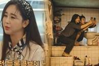 Hoa hậu Hàn Quốc U45 chia sẻ về quá khứ nghèo khó: Không thể trả tiền điện, sống ở ngôi nhà giống như trong 'Parasite'