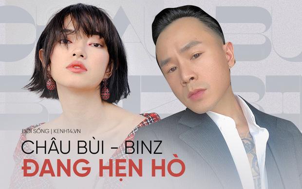 Châu Bùi hẹn hò Binz sau hơn 7 tháng chia tay Decao-1