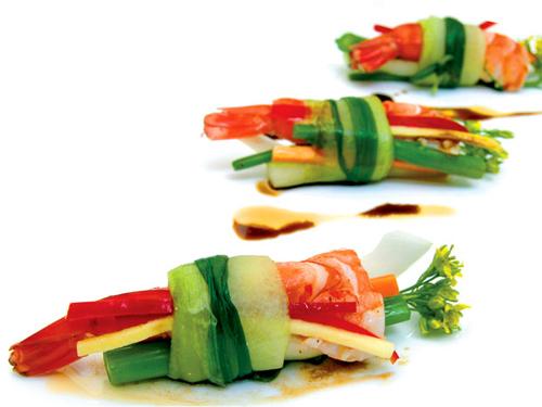 Cách làm các món ăn từ rau cải ngồng chống ngán tuyệt ngon-5