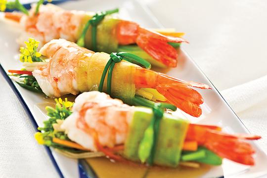 Cách làm các món ăn từ rau cải ngồng chống ngán tuyệt ngon-6