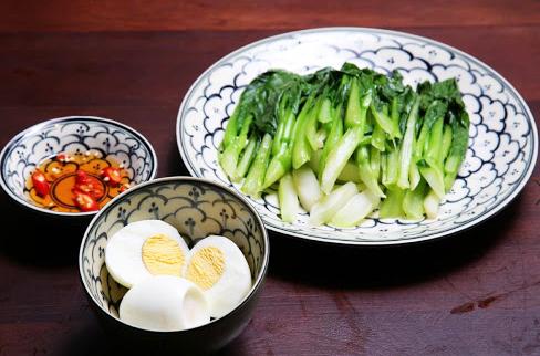 Cách làm các món ăn từ rau cải ngồng chống ngán tuyệt ngon-4