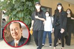 Tang lễ Vua sòng bài Macau: 3 con gái út trực tiếp chỉ đạo sắp xếp hậu sự của bố, cỗ quan tài gỗ quý trị giá gần 24 tỷ đồng