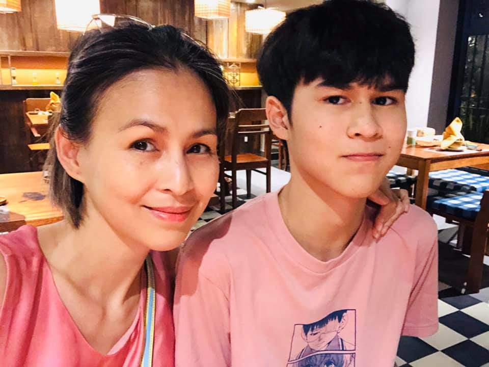 Bị chê con mặc nghèo hèn, vợ cũ Huy Khánh đáp: Con chị 14 tuổi có bất động sản riêng-1
