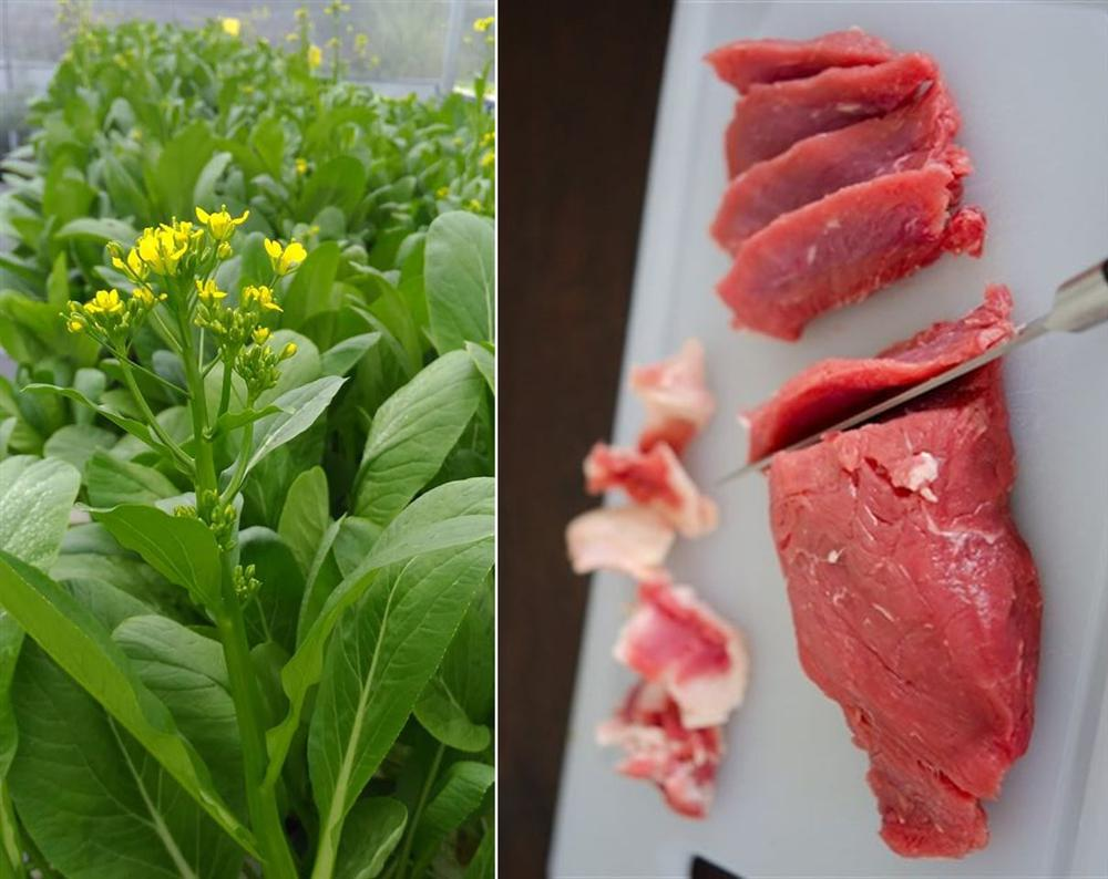 Cách làm các món ăn từ rau cải ngồng chống ngán tuyệt ngon-8