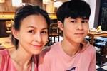Mới 15 tuổi, con trai của Huy Khánh đã ra dáng hot boy với chiều cao 1m80 cùng khuôn mặt điển trai-10