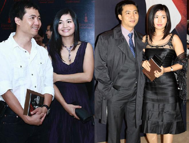 Cuộc hôn nhân kín tiếng của ông trùm phim truyền hình và người đẹp không tuổi U50-2