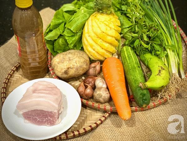 Ngày nắng nóng hụt hơi không muốn ăn cơm thì làm ngay món cuốn này vừa dễ ăn lại giảm cân-1