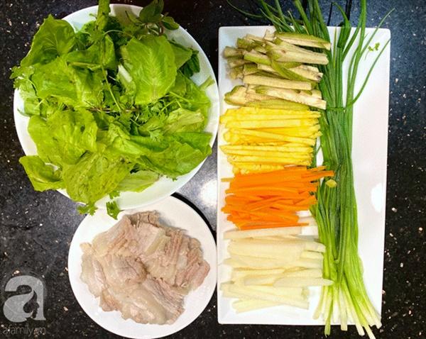 Ngày nắng nóng hụt hơi không muốn ăn cơm thì làm ngay món cuốn này vừa dễ ăn lại giảm cân-3