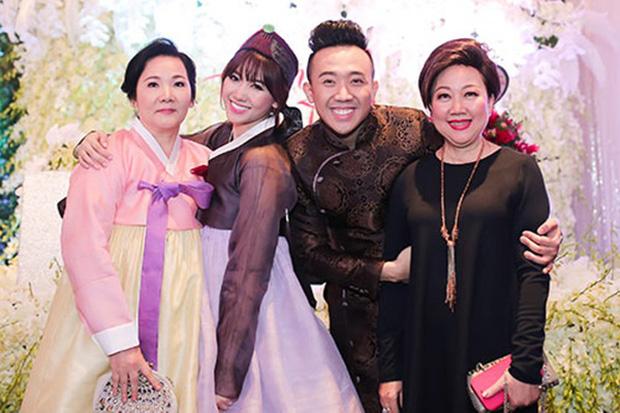 Làm rể Hàn Quốc 4 năm nhưng Trấn Thành nhất quyết không gọi mẹ Hari Won là mẹ vợ, lý do vì sao?-1