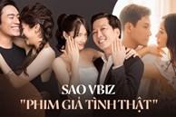 Chuyện 'phim giả tình thật' trong Vbiz: Trường Giang - Nhã Phương và loạt đôi viên mãn, Kiều Minh Tuấn bị phản đối dữ dội