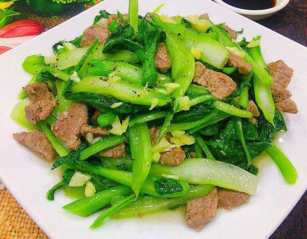 Cách làm các món ăn từ rau cải ngồng chống ngán tuyệt ngon-9
