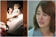 Đêm tân hôn, tôi gạt nước mắt ngồi canh cửa cho chồng gần gũi với tình cũ
