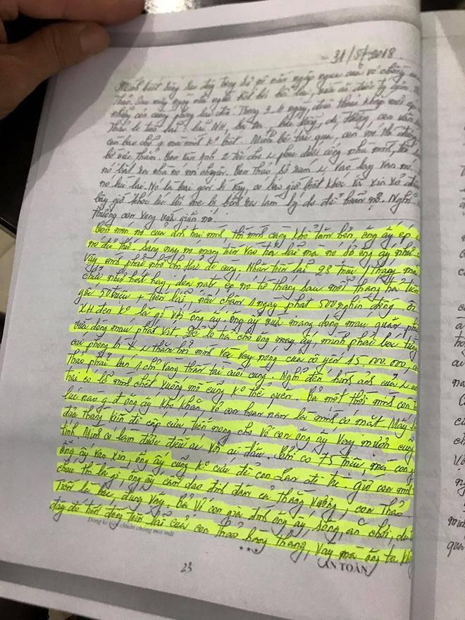 Những dòng nhật ký cuối đời của nữ nạn nhân trong vụ anh trai truy sát cả nhà em gái-3