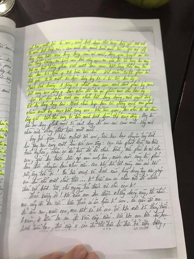 Những dòng nhật ký cuối đời của nữ nạn nhân trong vụ anh trai truy sát cả nhà em gái-4