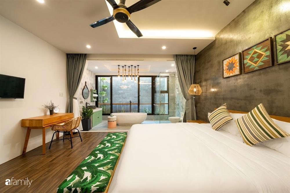 Với chi phí 3 tỉ đồng, gia đình trẻ hoàn thiện căn nhà với nội thất theo tiêu chuẩn khách sạn 4 sao ở Hội An-5