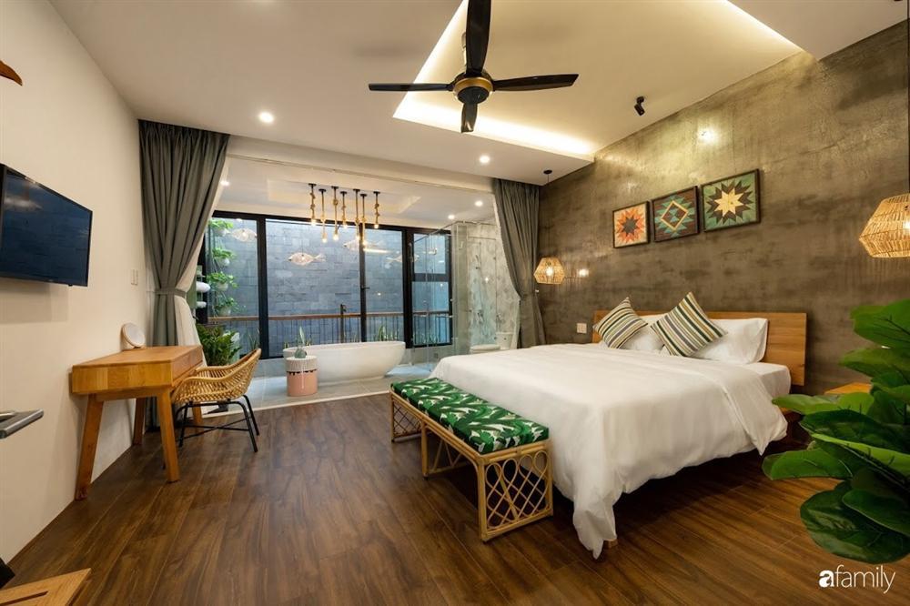 Với chi phí 3 tỉ đồng, gia đình trẻ hoàn thiện căn nhà với nội thất theo tiêu chuẩn khách sạn 4 sao ở Hội An-10