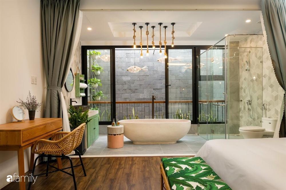 Với chi phí 3 tỉ đồng, gia đình trẻ hoàn thiện căn nhà với nội thất theo tiêu chuẩn khách sạn 4 sao ở Hội An-15