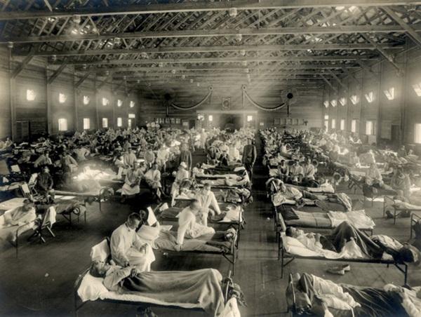 Chuyện về nữ y tá xinh đẹp nhưng vô đạo nhất thế kỷ 20: Lợi dụng đại dịch chết chóc để thực hiện chuỗi tội ác như tiểu thuyết trinh thám-1