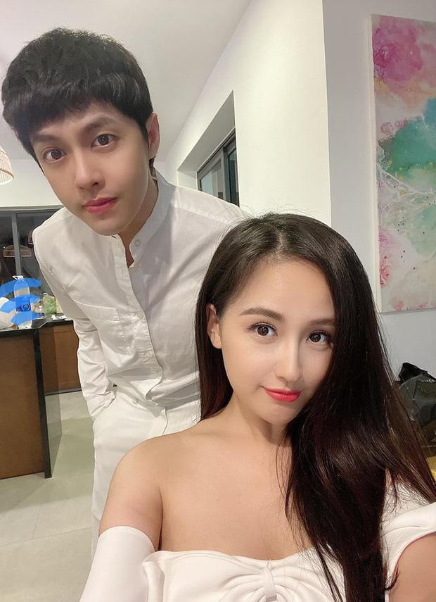 Mai Phương Thuý và Noo Phước Thịnh vừa xuất hiện tình tứ giờ lại thả thính cực ngọt trên MXH: Có chắc yêu là đây?-1