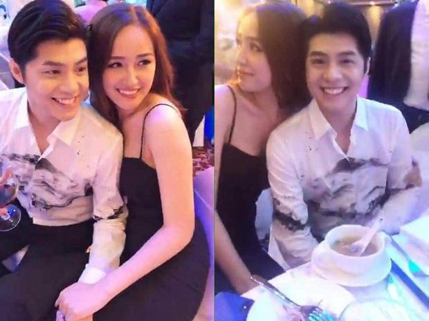 Mai Phương Thuý và Noo Phước Thịnh vừa xuất hiện tình tứ giờ lại thả thính cực ngọt trên MXH: Có chắc yêu là đây?-4