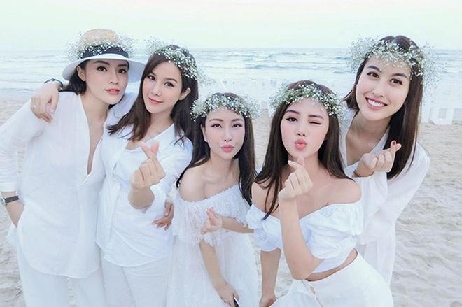 Sau khi nghỉ chơi với hoa hậu Kỳ Duyên, cuộc sống của Jolie Nguyễn thế nào?-5