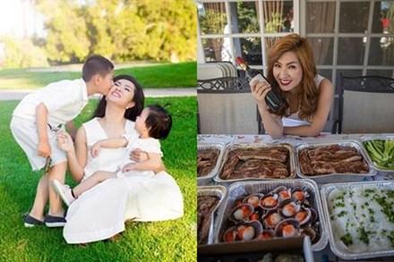 Ly hôn chồng Việt kiều, Nguyễn Hồng Nhung ở khu nhà giàu bên Mỹ, giá trị 70 tỷ