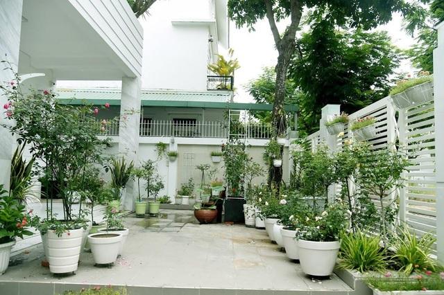 Chiêm ngưỡng nhà vườn bạc tỷ rau trái xum xuê, hoa nở bốn mùa của sao Việt-2