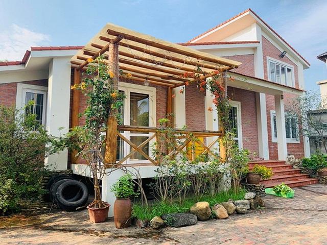 Chiêm ngưỡng nhà vườn bạc tỷ rau trái xum xuê, hoa nở bốn mùa của sao Việt-11