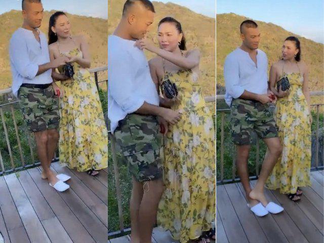 Nhan sắc không phải dạng vừa, body bốc lửa của chân dài nghi hẹn hò với chồng cũ Quỳnh Nga-1
