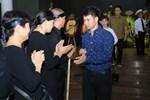 Xuân Bắc, Trọng Trinh, Quốc Khánh cùng đông đảo nghệ sĩ tới tiễn đưa NSƯT Hoàng Yến 'Của Để Dành'