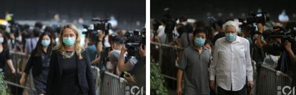 Khung cảnh tại tang lễ Vua sòng bài Macau ngày thứ 2: Người dân mang di ảnh đến viếng, quan chức cấp cao và giới doanh nhân cũng có mặt-12