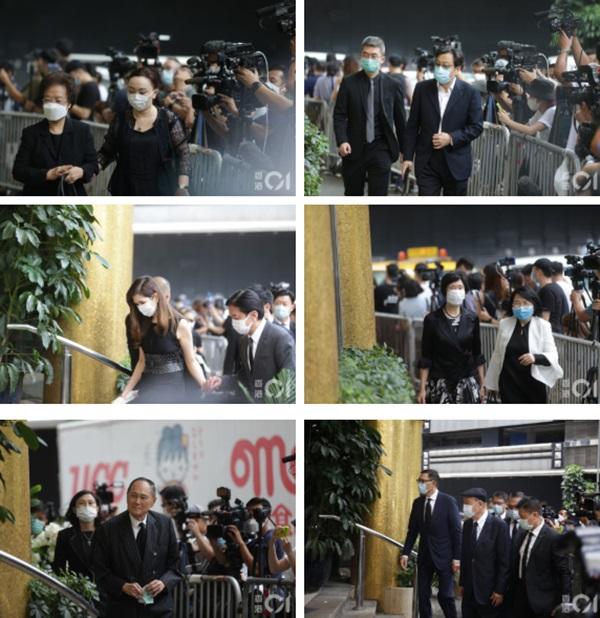 Khung cảnh tại tang lễ Vua sòng bài Macau ngày thứ 2: Người dân mang di ảnh đến viếng, quan chức cấp cao và giới doanh nhân cũng có mặt-15