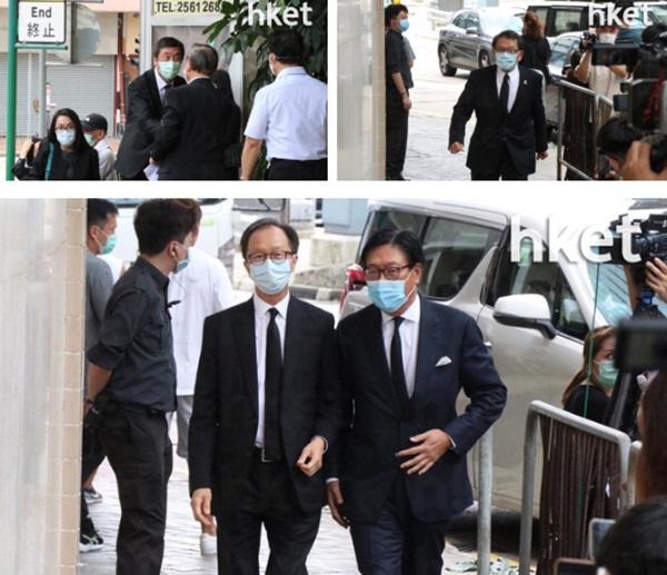 Khung cảnh tại tang lễ Vua sòng bài Macau ngày thứ 2: Người dân mang di ảnh đến viếng, quan chức cấp cao và giới doanh nhân cũng có mặt-16