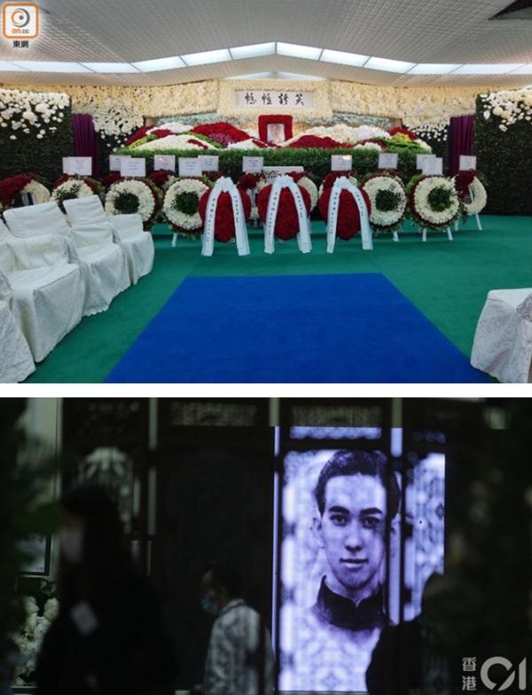 Khung cảnh tại tang lễ Vua sòng bài Macau ngày thứ 2: Người dân mang di ảnh đến viếng, quan chức cấp cao và giới doanh nhân cũng có mặt-17