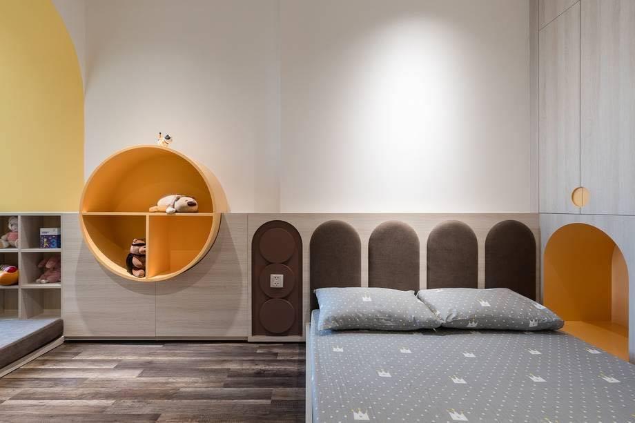 Thiết kế nội thất màu kẹo ngọt, hạn chế góc cạnh cho nhà có trẻ nhỏ của đôi vợ chồng Sài Gòn-10