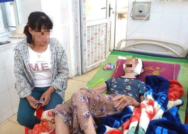 Vụ con trai đánh mẹ đẻ 84 tuổi, bị bại liệt ở Hải Dương: Người chứng kiến sự việc nói gì?-4