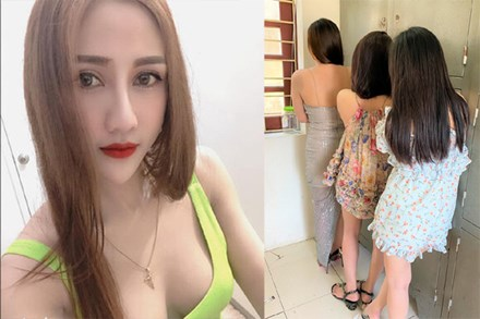 """Vụ bắt tú bà """"hot girl"""" ở Thanh Hóa: Muốn """"hành sự"""" phải… đặt cọc"""