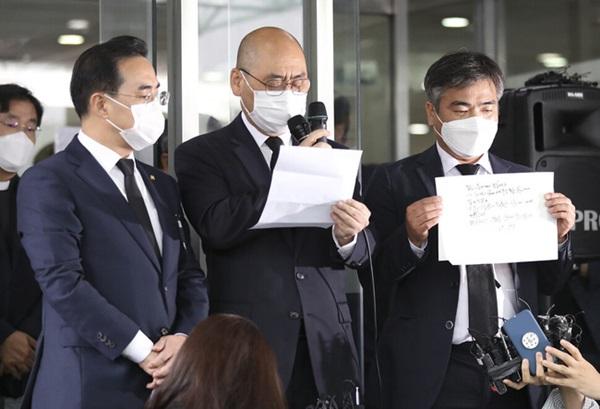 Công khai bức di thư của Thị trưởng Seoul vừa qua đời sau khi bị tố quấy rối tình dục: Tràn ngập những lời xin lỗi gửi đến mọi người-2