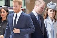Anh em Hoàng tử William chính thức mang tài sản quỹ của mẹ ra chia chác, người hâm mộ đặt câu hỏi Harry sẽ dùng tiền cho mục đích gì?
