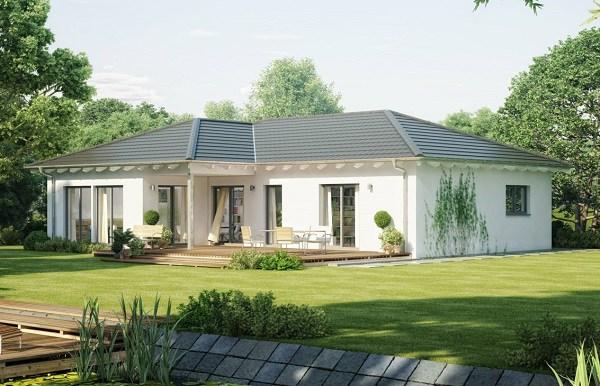 Những mẫu nhà cấp 4 đẹp ở nông thôn giá rẻ, chi phí thấp hoàn toàn có thể xây được-16