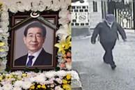 Hình ảnh cuối cùng của Thị trưởng Seoul trong ngày mất tích, trước khi thi thể được tìm thấy đã gọi điện cho con gái và người thân