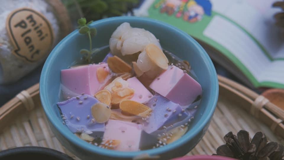 Chàng du học sinh Nhật bật mí cách làm chè khúc bạch thanh mát, giải nhiệt cho ngày hè-25